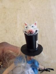 blog cat hat