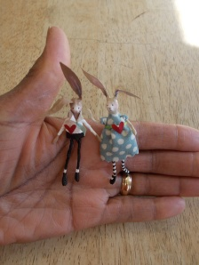 Blog box bunny